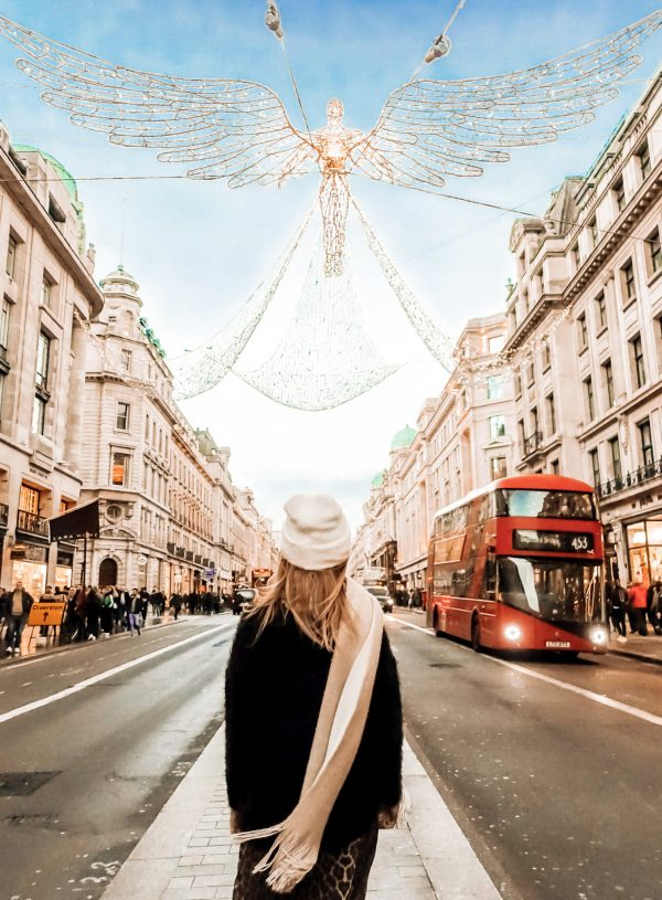 Christmas decorations in London – what to see in one day