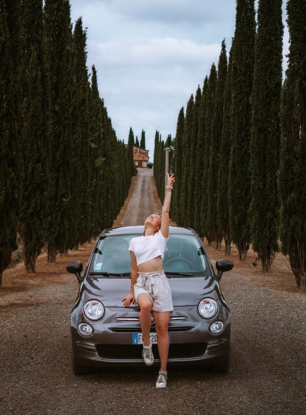 Driving in Tuscany - the best tips