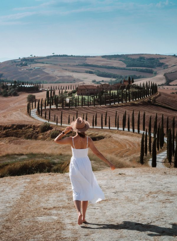 8 most iconic photo locations in the Tuscan countryside