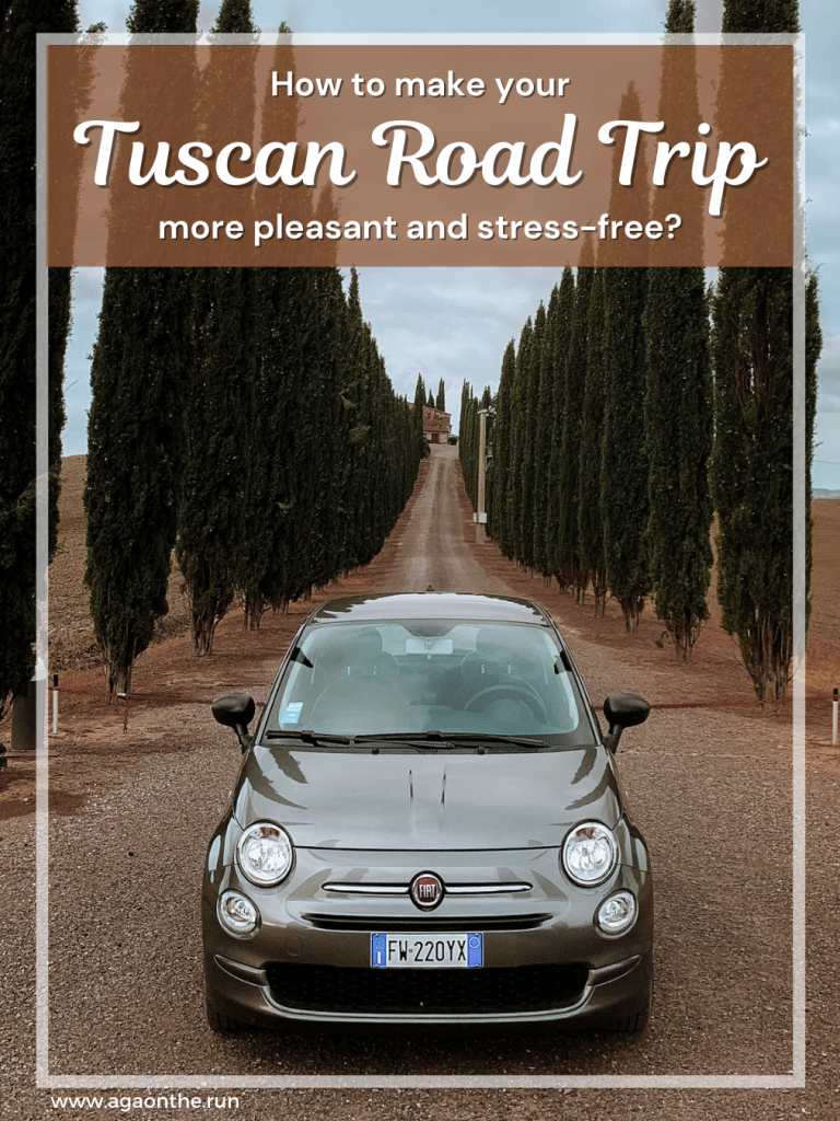 Driving in Tuscany - Tuscan road trip