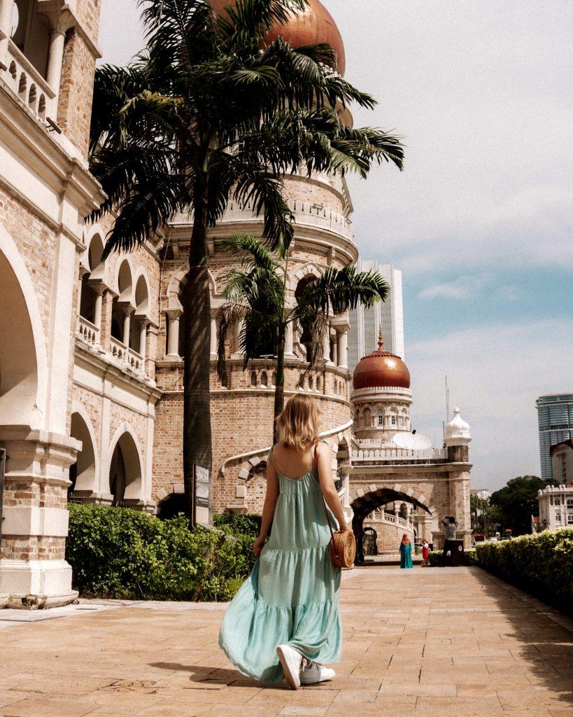 Malaysia Itinerary - Kuala Lumpur