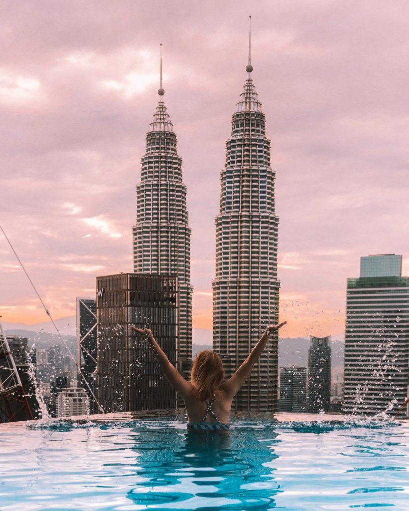 Malaysia Itinerary - Petronas Towers, Kuala Lumpur
