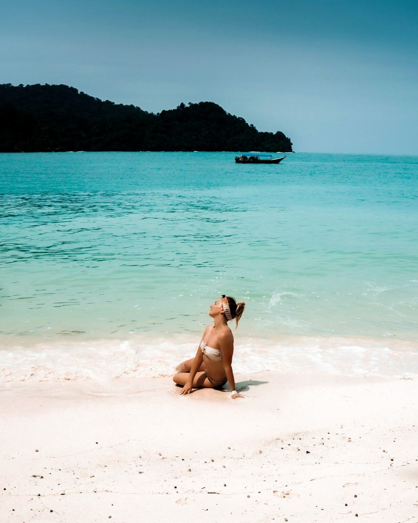 Malaysia Itinerary - Langkawi beach