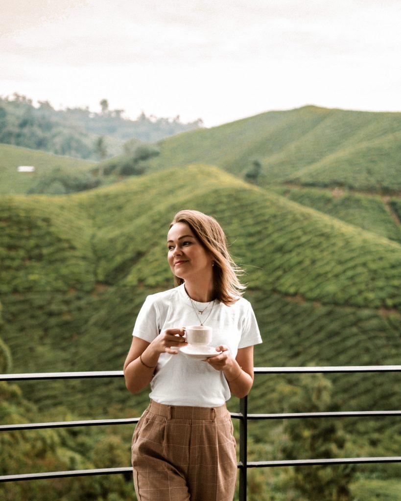 Malaysia Itinerary - tea plantation
