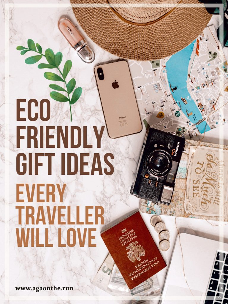 Eco friendly gift ideas for travellers