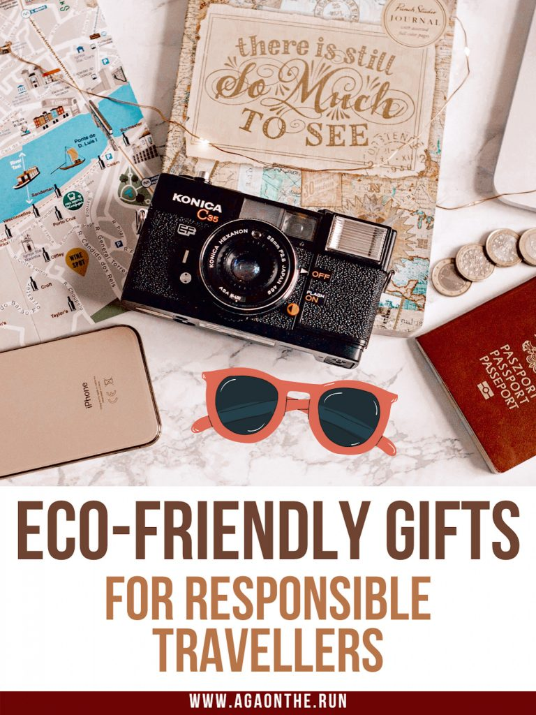 Eco-friendly travel gifts