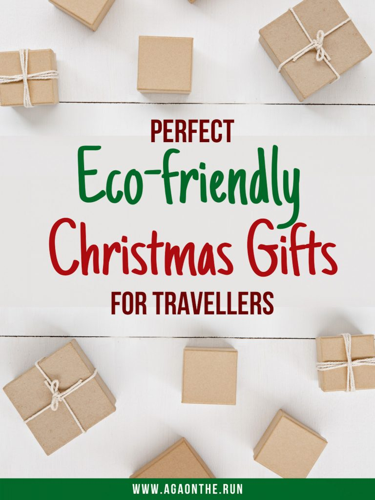 Eco-friendly Christmas travel gift ideas