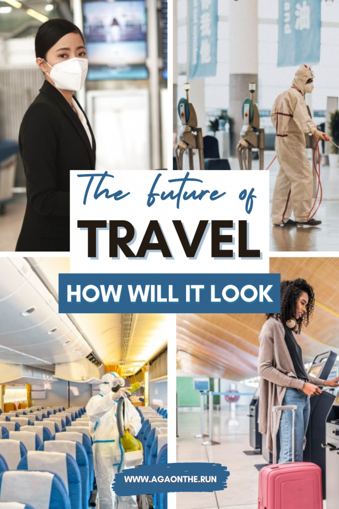 The future of travel - Pinterest