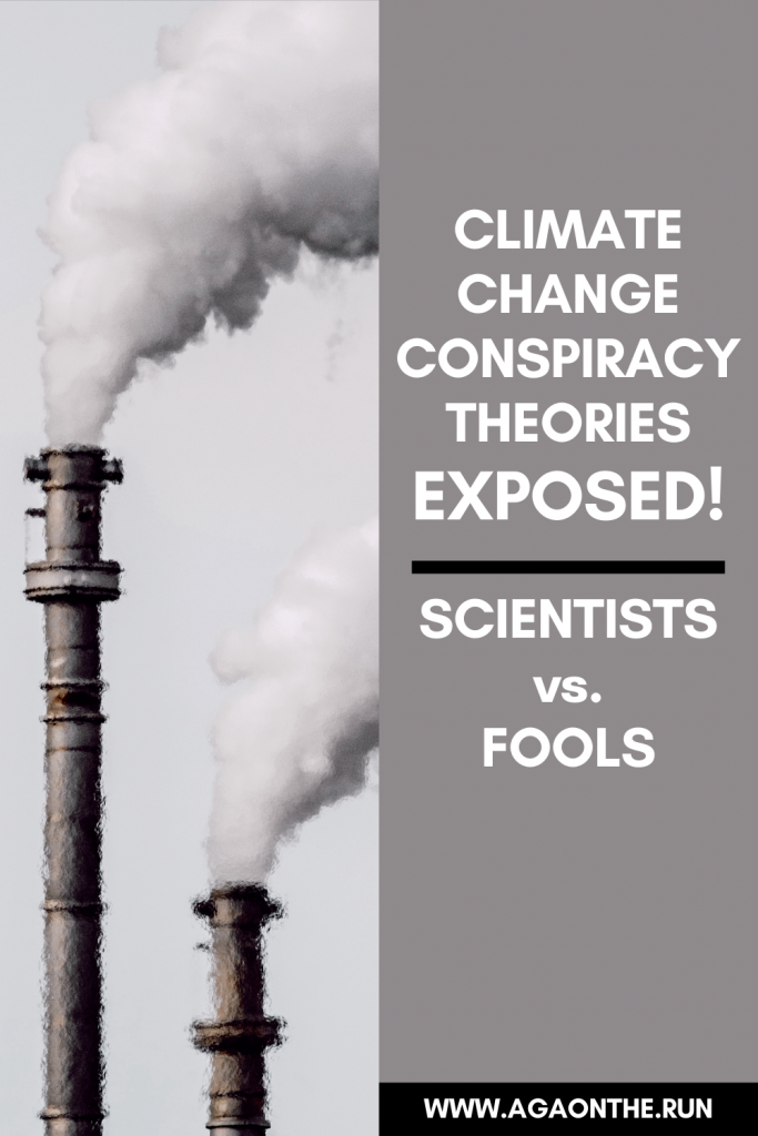 Climate change scientists vs fools