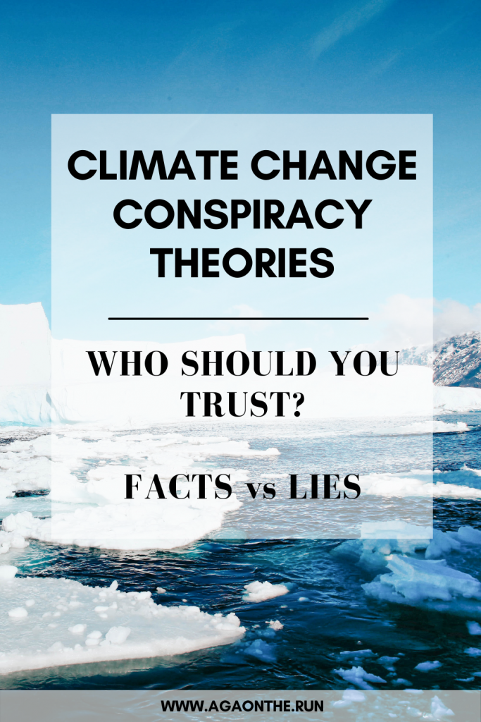 Climate change conspiracies - who should you trust