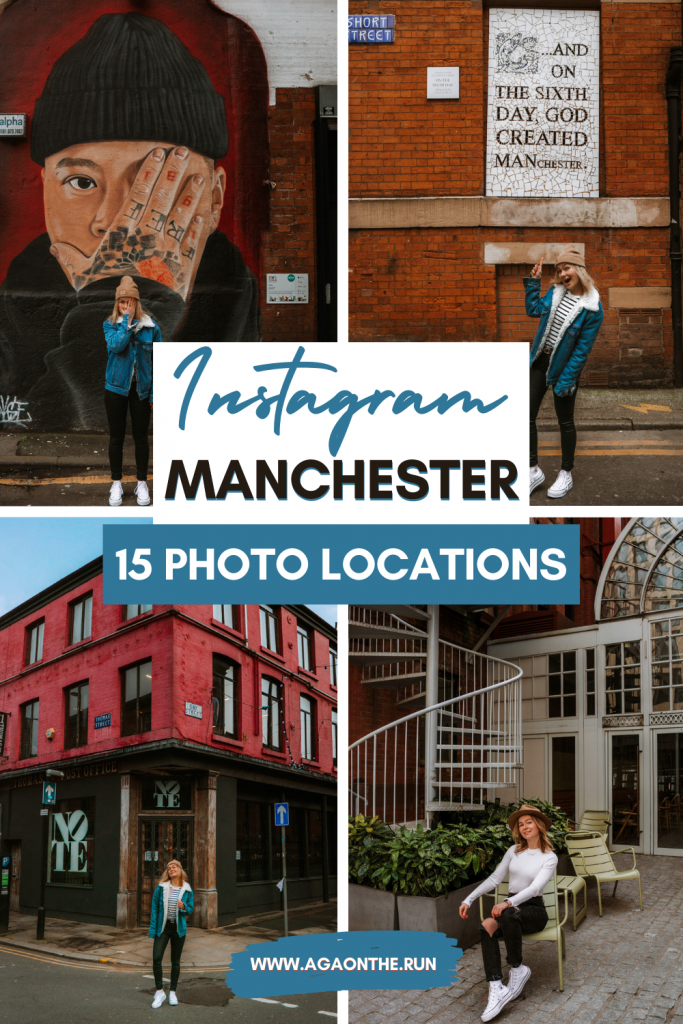 Outdoor photo locations in Manchester