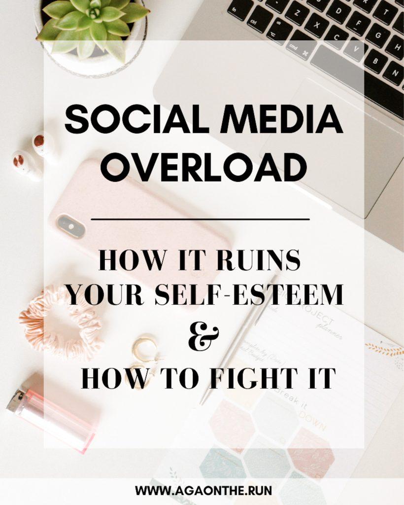 Social media overload - Pinterest
